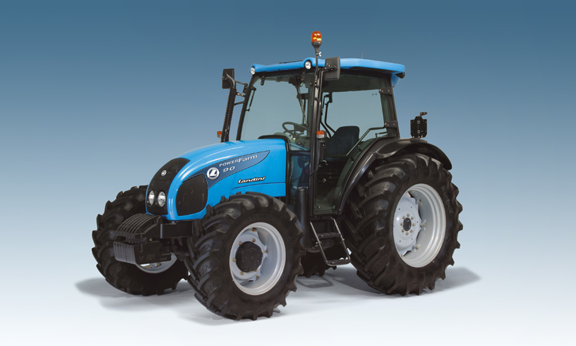 Landini Powerfarm 110 TIER 0 NMH